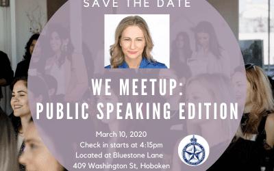 Women Entrepreneurs of Hudson County, 3/10